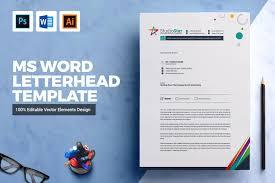 Microsoft Office Letterheads 039 Microsoft Office Letterhead Templates Template Excellent