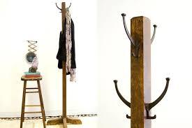coat rack stands brilliant old fashioned antique wooden coat rack wooden standing coat rack ideas coat rack