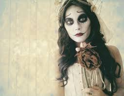 corpse bride images corpse bride make up wallpaper and background photos