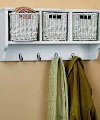 Coat Rack With Storage Baskets White Shabby Chic Hallway Shelf With 100 or 100 Basket Hooks Key Coat 27