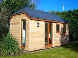 timber garden office. Garden Office Offices Bespoke Timber Framed Outbuildings By Photo Shows An Extended Pod O