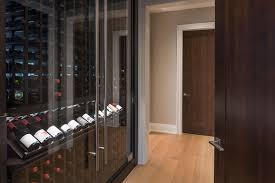 modern interior door. Modern Custom Home Interior Door #171