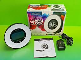la crosse technology mood light nature sound alarm clock1 amp usb port fila29