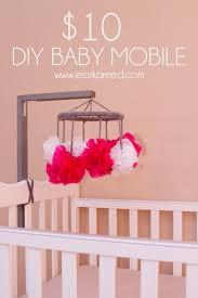 10 diy baby mobile