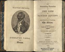 olaudah equiano 1745 97 the interesting narrative of the life image of equiano book front pages