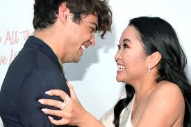 This video of noah centineo singing justin bieber's 'boyfriend' is today's required viewing. Lana Condor Just Admitted She Had Real Feelings For Noah Centineo During Tatbilb Celebs Cosmo Reports Homepage Love Cosmopolitan Middle East