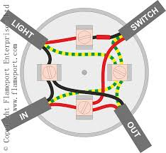 lighting circuits using junction boxes lighting junction box old colours
