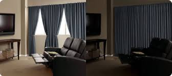 home theater curtains. ellery home styles have just the product: absolute zero theater curtains. curtains r