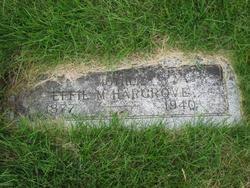 Effie Hargrove (1877-1940) - Find A Grave Memorial