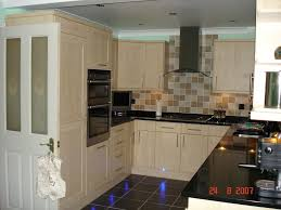 U Shaped Kitchens Designs Terrific White U Shaped Kitchen Design With Nice Wood Cabinet