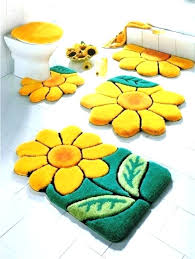exotic plush bathroom rug sets w bath rugs fascinating bathroom rug sets plush set with contour