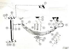 willys jeep parts diagrams illustrations from midwest jeep willys front or rear suspension