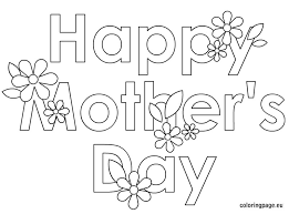 Small Picture Top 92 Mothers Day Coloring Pages Free Coloring Page