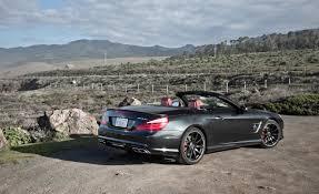 Convertible Comparison Test: BMW M6 vs Jaguar XKR-S vs SL63 AMG vs ...