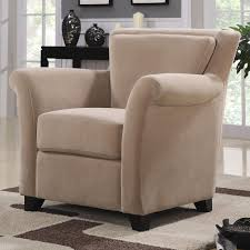 Dining Room Accent Furniture Accent Seating Flared Stationary Chair With Rolled Arms Accent