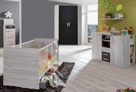 Babyzimmer Komplett Cariba 3 Teilig Mit Eckschrank Weißeiche Lava