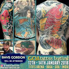 события гоа 2019 в январе тату Tattoo фестивать международного уровня