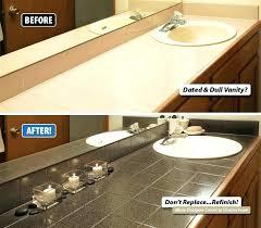 refinish bathroom countertop paint bathroom vanity top best refinishing images on bathroom refinish bathroom vanity top