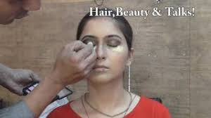 indian evening party makeup tutorial in hindi