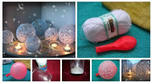 Make Decorative String Balls Classy DIY Christmas Decorations 32 Home Decor Ideas Freemake