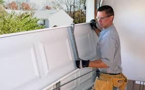 garage door installationcommon mistakes when installing garage door  New York Garage Doors