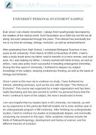 Great Samples Of Personal Statement | My Personal Statement