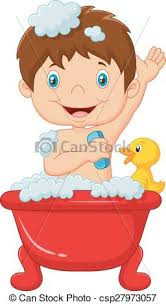 bath clip art a bath clipart vector and il