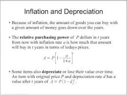 21 5 Present Value And Inflation Youtube