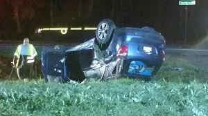 5 Injured In Ontario County 2 Car Crash Whec Com