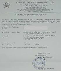 Perintah kawalan pergerakan bersyarat (pkpb) bermula 9 november 2020 hingga 6 disember 2020 telah diumumkan oleh majlis keselamatan negara (mkn). Documents Required For Application For Pkp Registration As A Business Subject To Vat In Indonesia バテラハイシステム