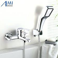 wall bathroom faucet wall mounted bathroom faucet bath tub mixer tap with hand shower head shower