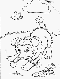 43 Afdruk Kleurplaten Honden Puppies Schets Kleurplaatunicornorg