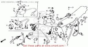 1981 honda xl 125 wiring diagram wirdig 1975 honda cb 125 parts diagram car parts and wiring diagram images