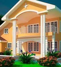 Small Picture Bedroom House Plans Ghana Ghana Roofing Building Plans 4bedroom