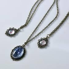 antique pendant necklace vintage necklaces watch