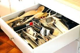 ikea kitchen drawer organizers