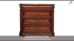 Napa Bedroom Furniture Aspenhome Napa Bedroom Collection Portland Key Home