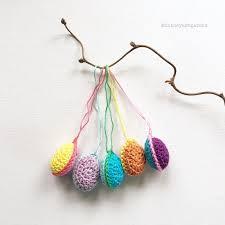 Crochet Decoration Patterns Tiny Easter Eggs Crochet Ornament Free Pattern 588fbf0e5f9b5874ee5805c6jpg