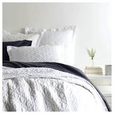 washed linen bedding pine cone hill washed linen bedding white washed linen duvet cover super king
