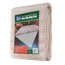 epica eco friendly extra thick non slip rug pad 5ft x 8ft 1