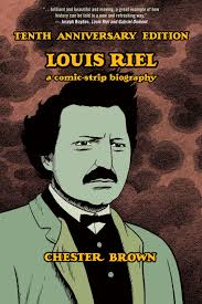 louis riel drawn quarterly
