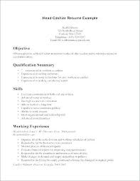 Example Of Skills To Put On A Resume Stunning Examples Of Qualifications To Put On A Resume Also Example Resumes