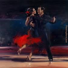 flamenco dancer dance series