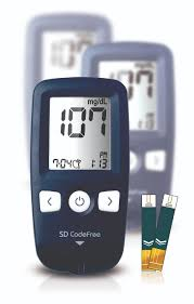 Blood Glucose Meter Compatibility With Lancets And Test Strips Chart Blood Glucose Monitor Sd Codefree Sugar Meter Choose Mmol L Or Mg Dl Home Health Uk