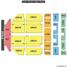 Tower Theater Virtual Seating Chart Tower Theater Seating Related Keywords Suggestions Tower