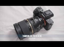 sony 24 70 2 8. sony a7r ii - af test w/ tamron 24-70mm f2.8 vc [march 2016] 24 70 2 8