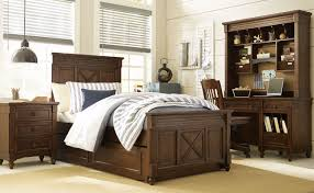 Big Sur by Wendy Bellissimo Twin Panel Configurable Bedroom Set