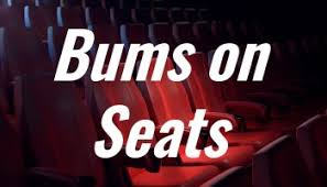 Image result for bums on seats