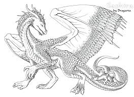 Chinese Dragon Coloring Pictures Free Colouring New Year Zodiac