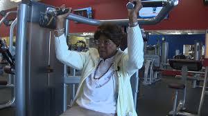 Sacramento woman celebrates 102nd birthday at the gym